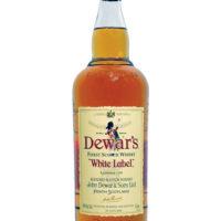 Whisky Dewar's White Label