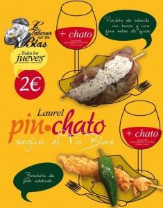 #Pinchato de la Laurel