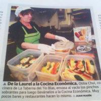 De la Laurel, a la Cocina Económica.