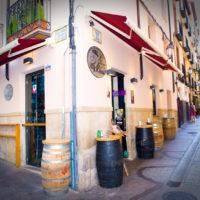 Calle Laurel de Logroño